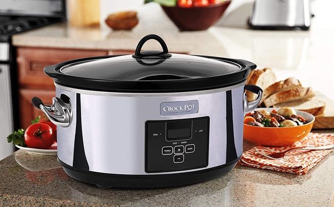 Quick And Healthy Crock-Pot recipes