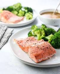 Slow Cooker Salmon