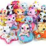 Ravel Tales Collectible DIY Blind Box Plush Friends