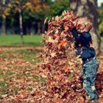 5 benefits of outdoor play for children