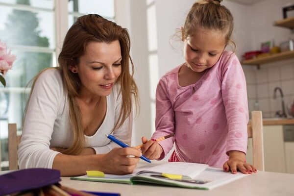 How To Help Your Child Focus (At School And At Home)