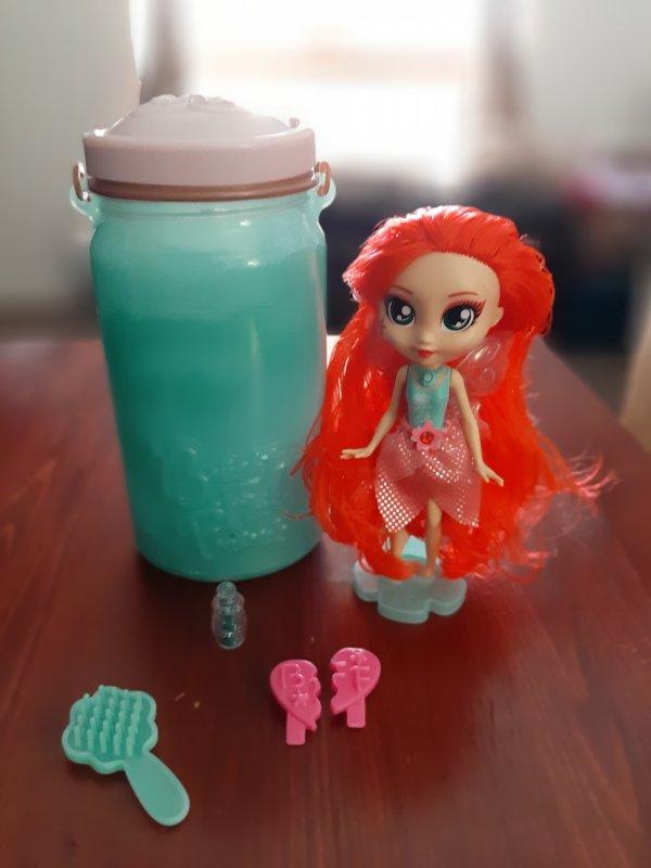 Bright Fairy Friends Doll