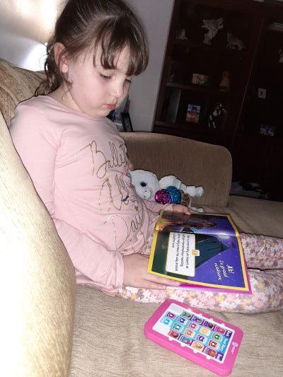 Fancy Nancy Electronic Me Reader
