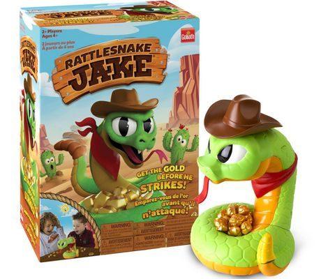 Rattlesnake Jake Game review