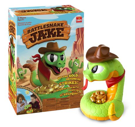 Rattlesnake Jake Game review