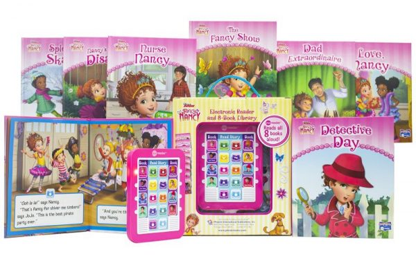 Fancy Nancy Electronic Me Reader