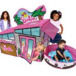 Barbie Dreamhouse Pop-Up tent by Sunny Days