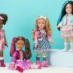 Madame Alexander 14″ Kindness Club Dolls