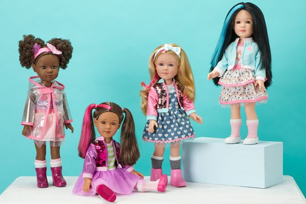 Madame Alexander 14″ Kindness Club Dolls