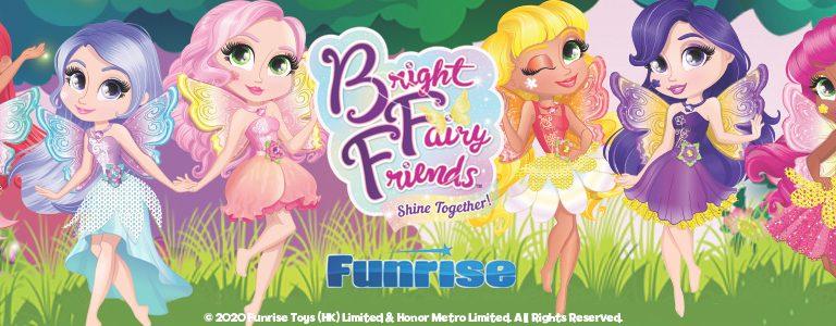 Bright Fairy Friends