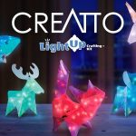Creatto Starlight Kitty & Cutie Crew Light-Up Craft Puzzle