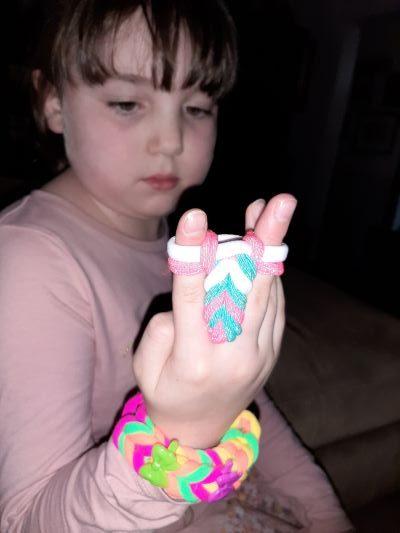 LotsaLoops Cute Charm Bracelets