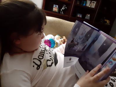 Disney Frozen 2: I'm Ready to Read: Olaf and Friends Rate this book 1 of 5 stars 2 of 5 stars 3 of 5 stars 4 of 5 stars 5 of 5 stars Disney Frozen 2: I'm Ready to Read: Olaf and Friends