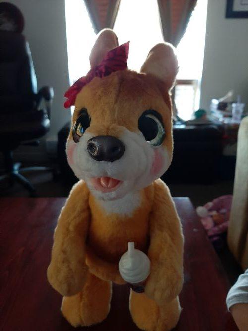 Hasbro - Fur Real Mama Josie The Kangaroo