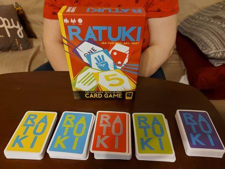 Ratuki Card Game Review
