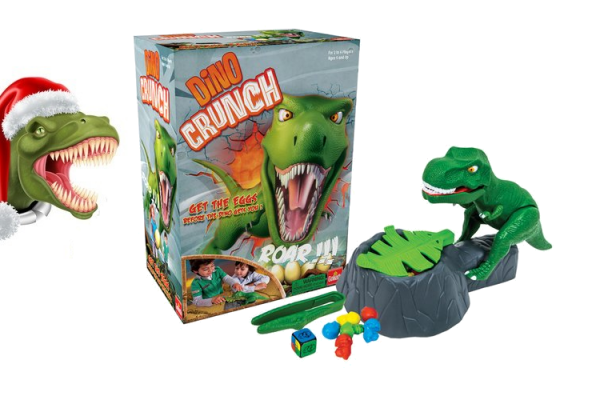 Dino Crunch by Goliath