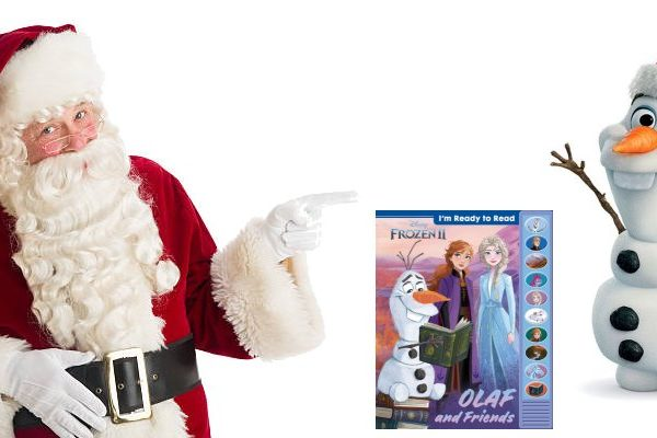 Disney Frozen 2 – I'm Ready to Read with Olaf and Friends