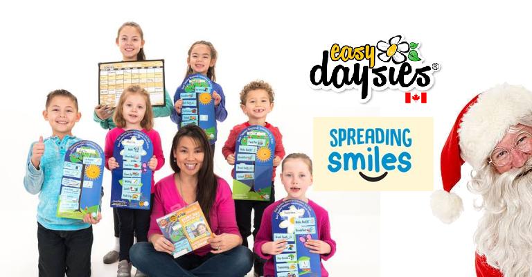 Spreading Smiles easy daysies