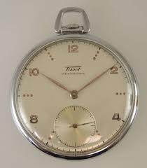 Tissot Pocket Watches