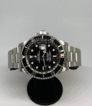 Rolex Submariner Steel Automatic Black Dial Men's Watch