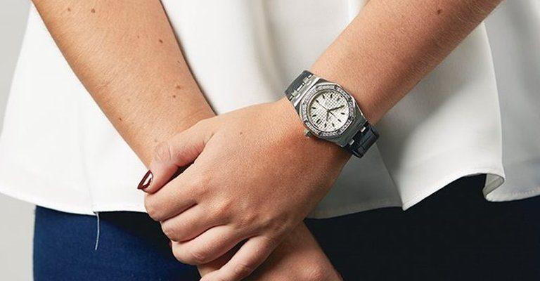 women's Audemars Piguet Watch