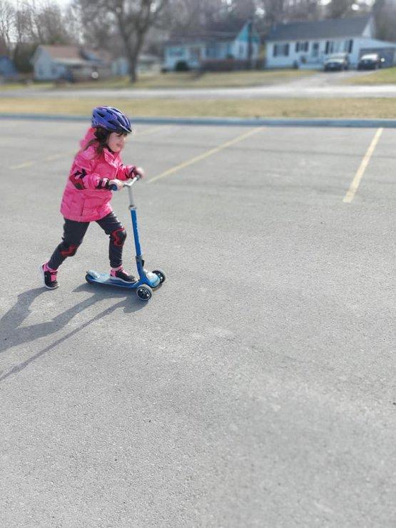 the Ultimum Kick Scooter
