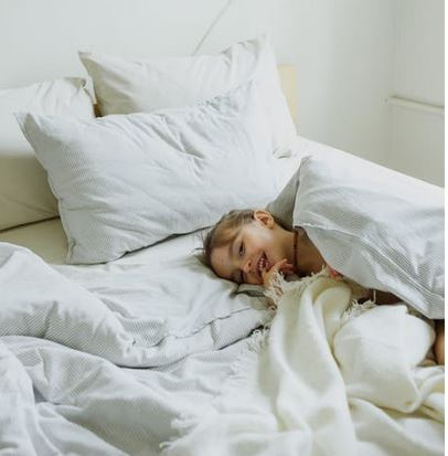 What are the reasons behind sleep problems in children?