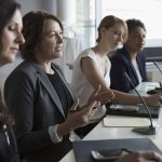 UK Businesses Far Behind Targets For Women On Boards