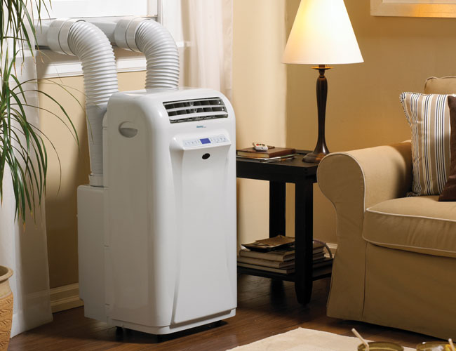 portable air conditioning unit