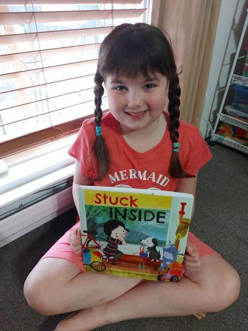 Stuck Inside by Sally Anne Garland