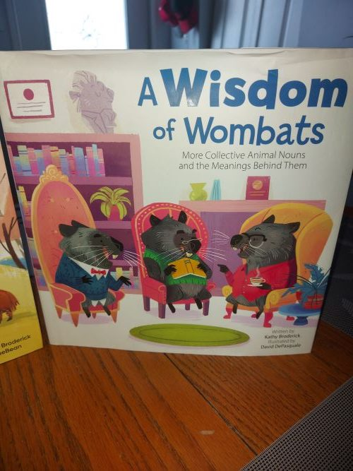 A Wisdom of Wombats: More Collective Animal Nouns and the Meanings Behind Them