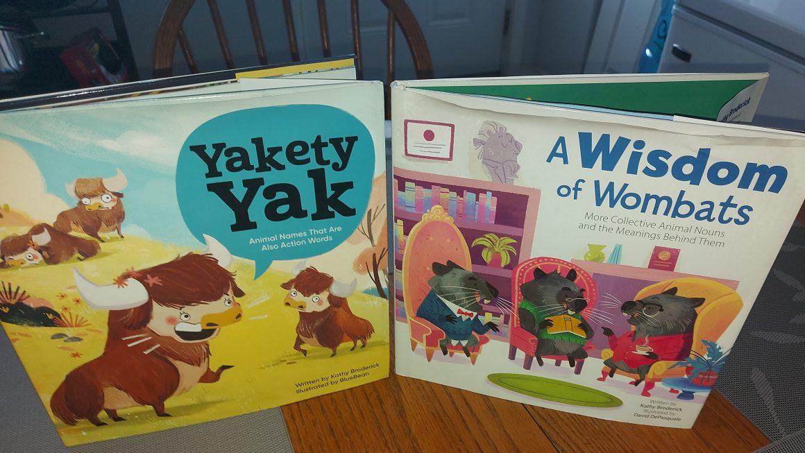 Yakety Yak and A Wisdom of Wombats