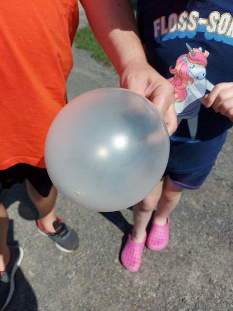 Mystery Pop Balloon