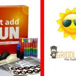 Just Add Sun STEAM Kit from Griddly Games