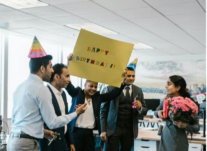How to Celebrate a Colleague's Birthday in the Workplace