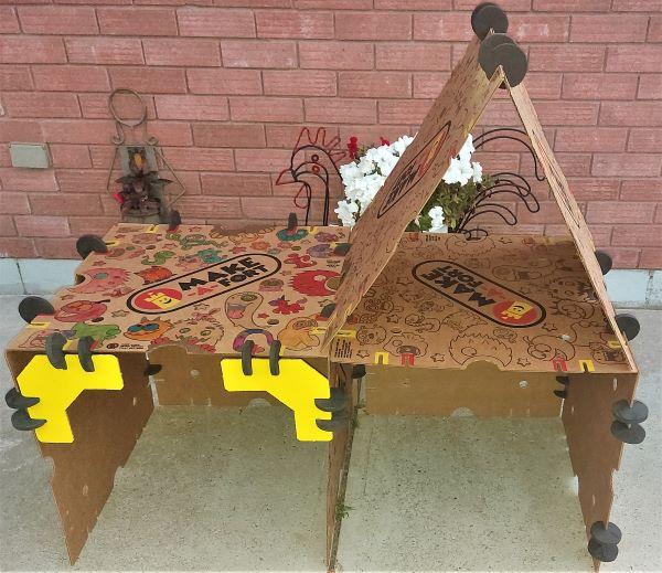 Make-A-Fort building kits