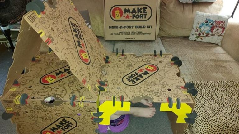 Make-A-Fort Review