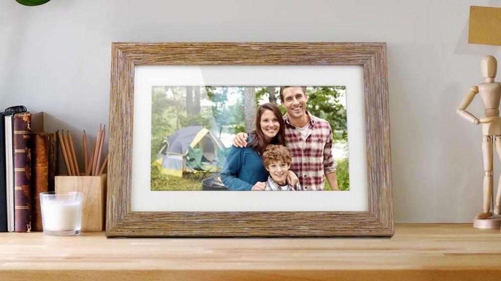 digital photo frame,