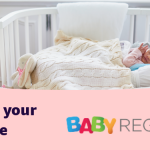 How to claim your Amazon Baby Registry Welcome Box
