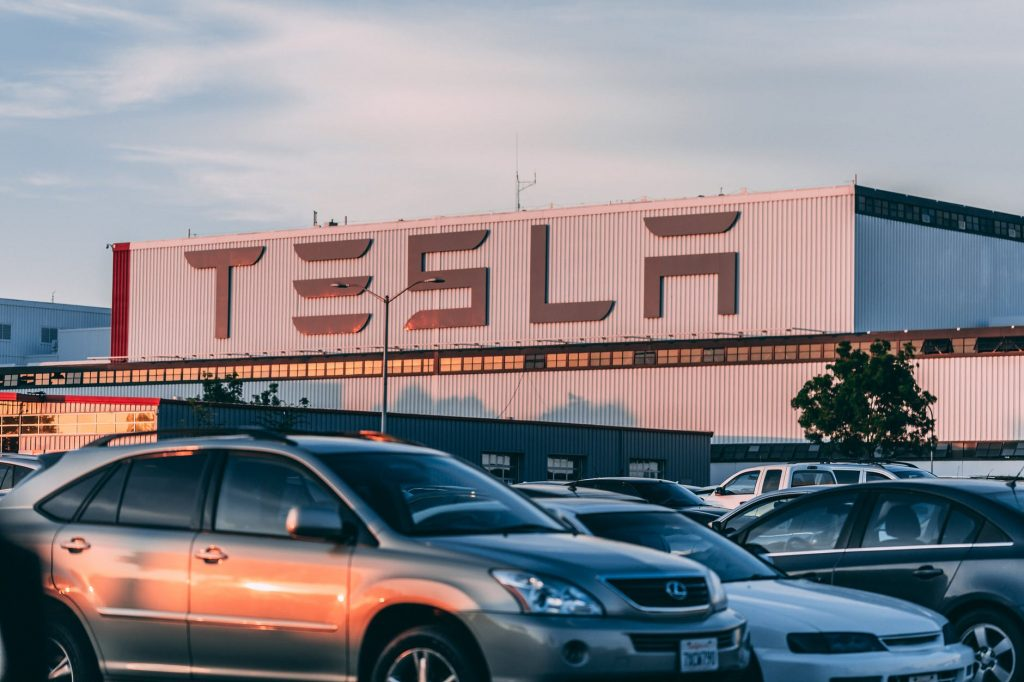 When Tesla started making all-electric vehicles,
