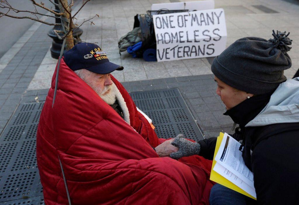 homeless veterans