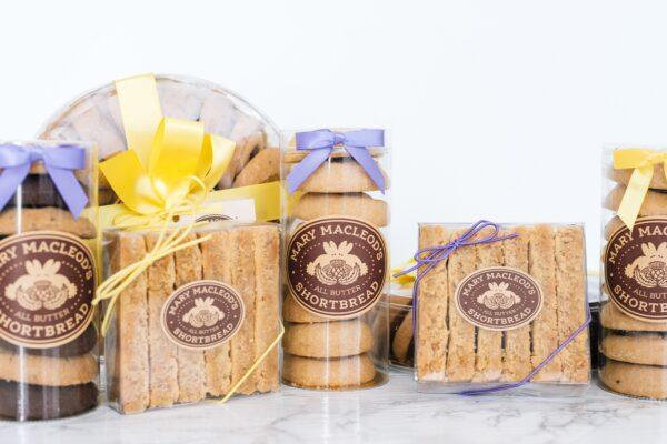Mary Macleod's Shortbread Cookies