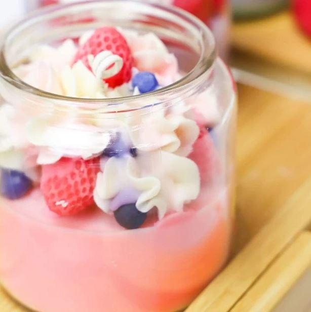 Nectar Bath Treats Coconut Wax Candles
