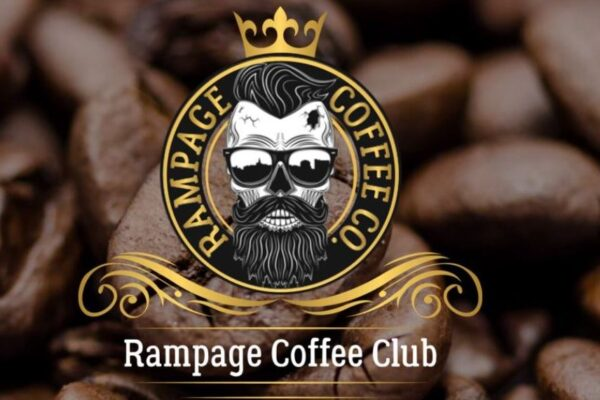 Rampage Coffee Co.- For the highly Caffeinated parent
