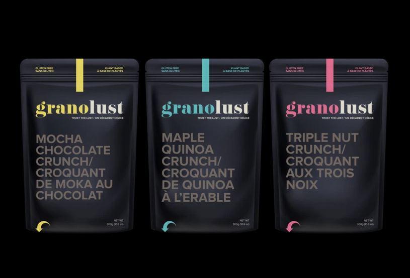 Granolust  Seductive Granola for Every Appetite