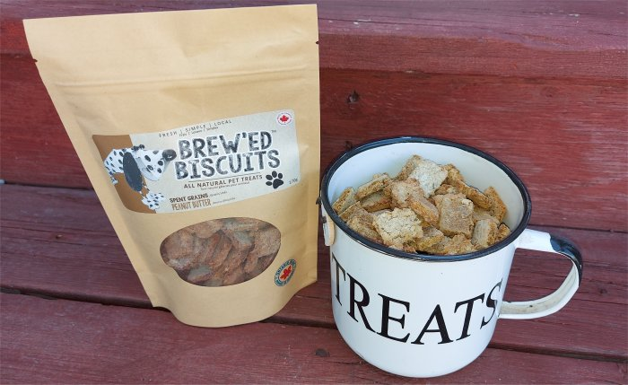 Two Spent Grains- Brew'ed Biscuits – Giveaway