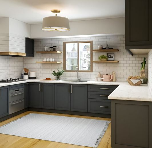 Renovate Your Kitchen for Less with a DIY Design