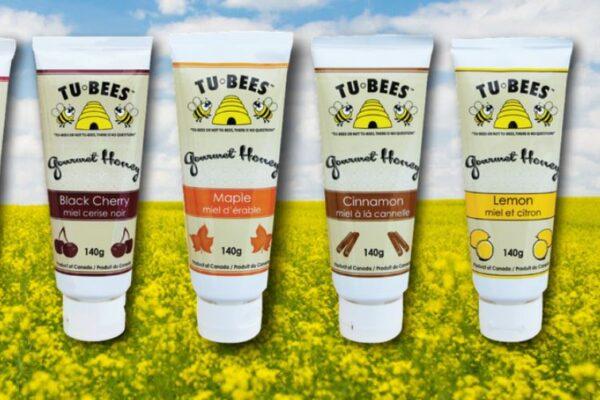 Tu-Bees Gourmet Honey products
